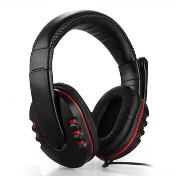 AURICULARES STEREO+MICROFONO FS USB PC/PS3 GAMING