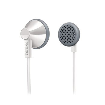 AURICULARES STEREO PHILIPS SHE2001 BLANCO