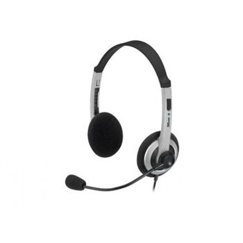 AURICULAR+MICROFONO STEREO TRUST HS-2450 11916
