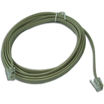 CABLE EXTENSION TELEFONO RJ12 M/M 3M