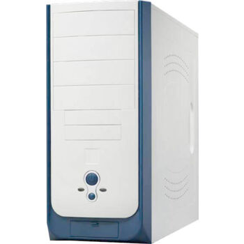 ORDENADOR PC LINKW BLANCO I5-3470 4GB 500GB DVDRW