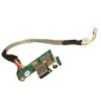 DC POWER JACK BOARD HARNESS FOR HP DDAT8APB2004607