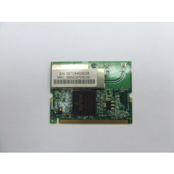 TARJETA RED MINI PCI WIFI 54MB BROADCOM BCM4306KFB