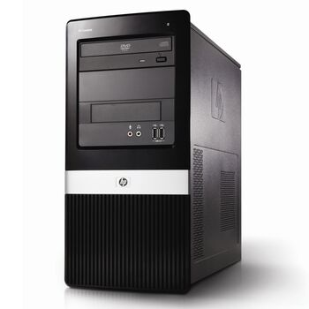 ORDENADOR HP DX2200 TOWER C2D 4GB 500GB DVD-RW