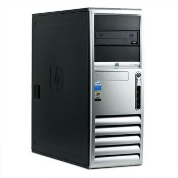 ORDENADOR HP DC7700P TOWER C2D E6400 2GB 160GB RW