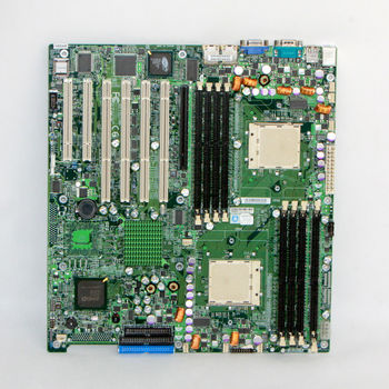 SUPERMICRO MOTHERBOARD H8DAE REV2.01 DUAL AMD 16GB