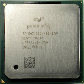 CPU INTEL S478 P4 SL5YR REACONDICIONADO SIN DISIP