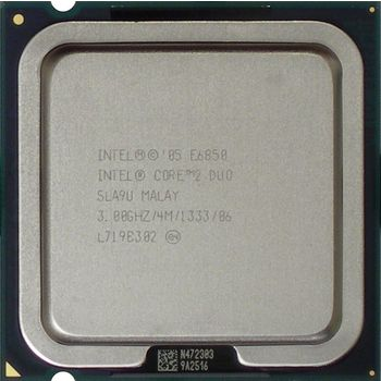 CPU INTEL S775 C2D E6850 REACONDICIONADO NO DISIP.