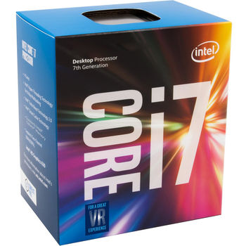 CPU INTEL I7-7700 S1151 IN BOX CON DISIPADOR