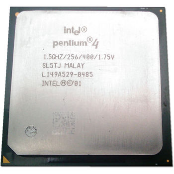 CPU INTEL S478 P4 SL5TJ REACON.SIN DISIP