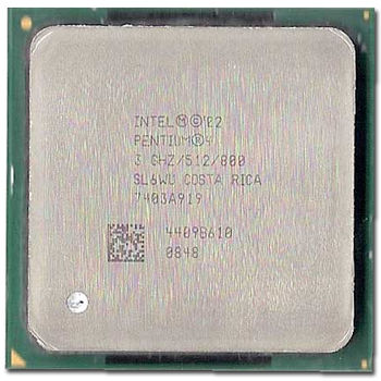 CPU INTEL S478 P4 SL6WU REACON.SIN DISIP