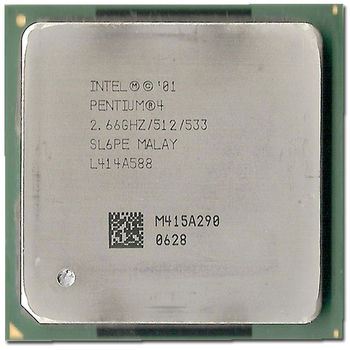 CPU INTEL S478 P4 SL6PE REACON.SIN DISIP