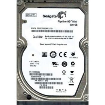 DISCO DURO HDD  SATA 500GB SEAGATE ST500DM002