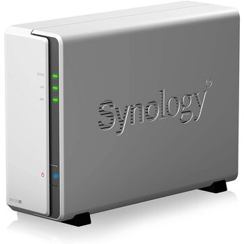 NAS SYNOLOGY 1 BAY DS120J 2XUSB 2.0