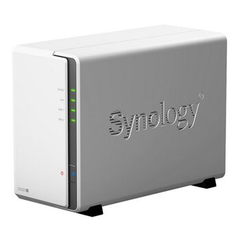 NAS SYNOLOGY DISKSTATION DS220J 2x 3.5