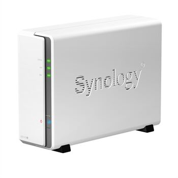 CAJA NAS SYNOLOGY DS115J DISKSTATION 1BAY 3.5