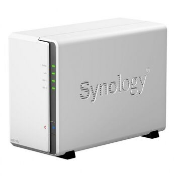 NAS SYNOLOGY DISKSTATION DS216J 2 BAHIAS 3.5