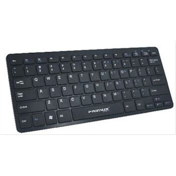MINI TECLADO USB PRIMUX K100 ULTRA THIN NEGRO TPV