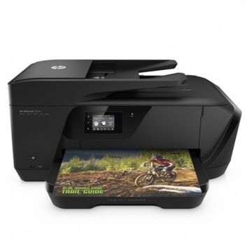 IMPRESORA MULTIFUNCION HP 7510 A3 FAX WIFI