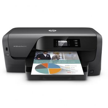 IMPRESORA HP WIFI RJ45 OFFICEJET PRO 8210 COLOR