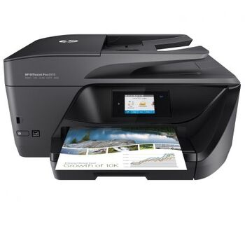 IMPRESORA MULTIFUNCION COLOR HP PRO 6970 WIFI FAX