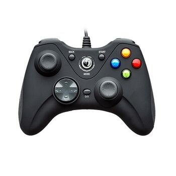 GAMEPAD NACON PC USB PCGC-100XF NEGRO WINDOWS