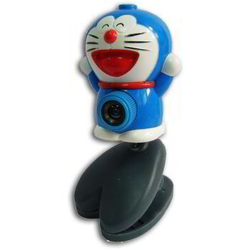 WEBCAM USB2.0 1.3MPX DISEÑO GATITO M.5831