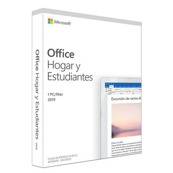 OFFICE 2019 HOME & STUDENT OEM HOGAR Y ESTUDIANTES