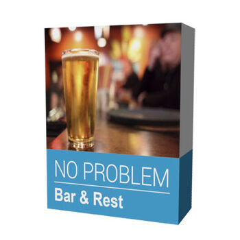 SOFTWARE GESTION TPV NO PROBLEM BAR & RESTAURANTE
