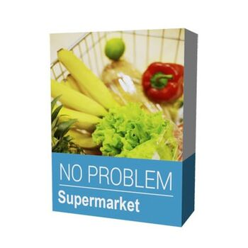 SOFTWARE GESTION TPV NO PROBLEM SUPERMARKET TIENDA