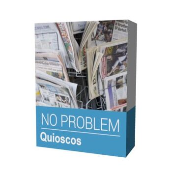 SOFTWARE GESTION TPV NO PROBLEM QUIOSCOS PAPELERIA
