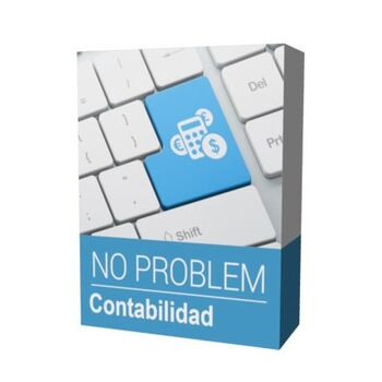 SOFTWARE GESTION TPV NO PROBLEM AMPL. CONTABILIDAD
