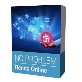 SOFTWARE GESTION TPV NO PROBLEM TIENDA ONLINE