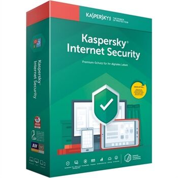 ANTIVIRUS KASPERSKY INTERNETSECURITY MD 2019 4L 1A