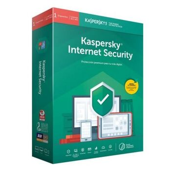 ANTIVIRUS KASPERSKY INTERNET SECURITY 2019 1L 1A