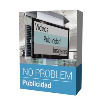SOFTWARE GESTION TPV NO PROBLEM MODULO PUBLICIDAD