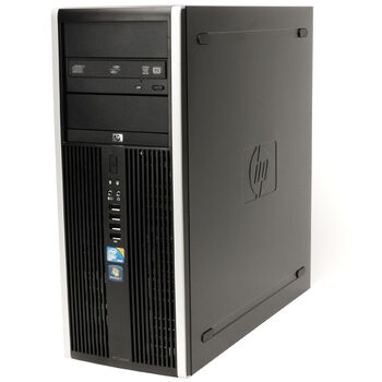 ORDENADOR HP ELITE 8100 I7-860 8GB 300GB DVD W10P