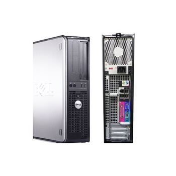 ORDENADOR DELL OPTIPLEX 745 DT DUAL CORE 2GB 160GB