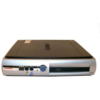 ORDENADOR COMPAQ D51U P4 1.7GHZ 512MB 40GB DVD XP