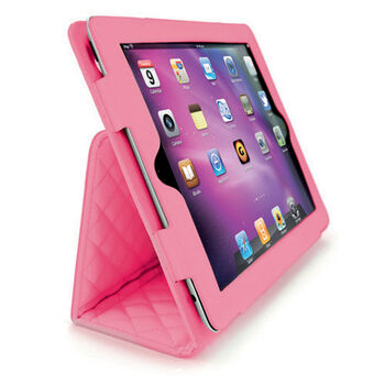 FUNDA IPAD 2 COLOR ROSA 9.7