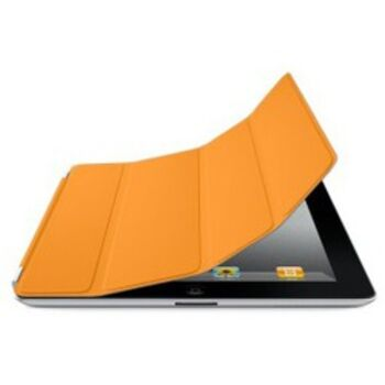 FUNDA SMARTCOVER IPAD2/3 FLEXIBLE NARANJA 9.7