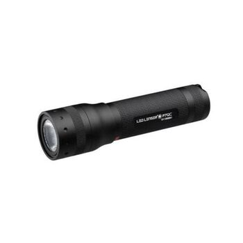 LINTERNA TACTICA 4 COLORES LED LENSER P7QC