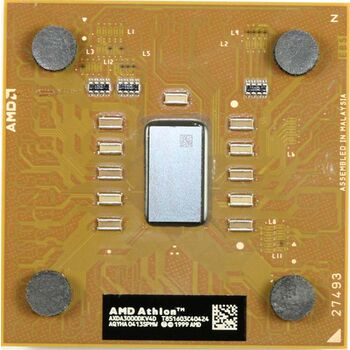 CPU AMD ATHLON XP-M 2000 USADO