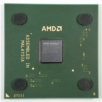 CPU AMD ATHLON XP 2000+ 1.66 GHZ USADO