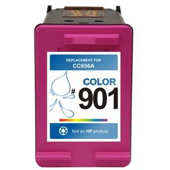 TINTA COLOR HP Nº. 901 ORIGINAL