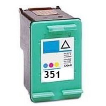 TINTA COLOR HP Nº. 351 ORIGINAL