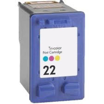 TINTA COLOR HP Nº. 22 ORIGINAL C9352AE