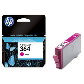 TINTA COLOR HP Nº. 364 MAGENTA ORIGINAL CB319