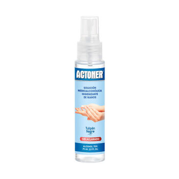 SSOLUCION HIDROALCOHOLICA ACTONER SPRAY 75ML
