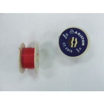 ARDUINO - CABLE ARISTON ROJO PARA PUENTES 15M